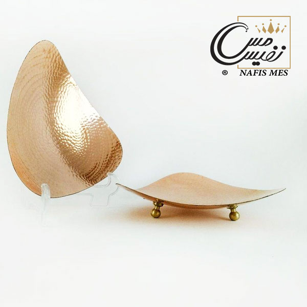 پیش دستی مسی زنجان