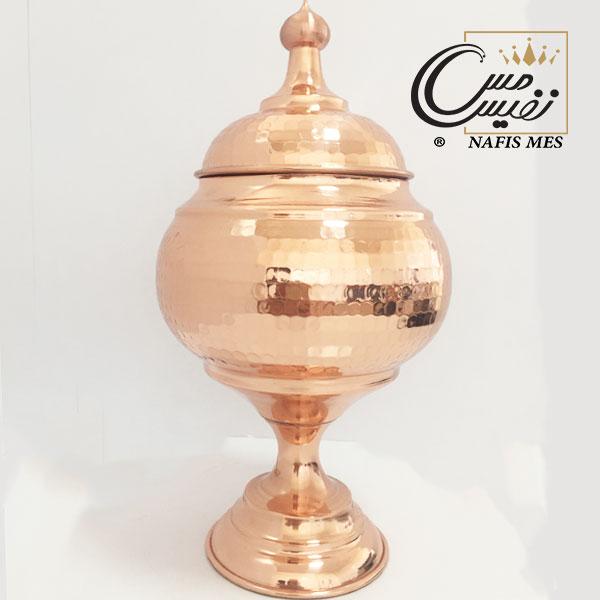 شکلات خوری مسی زنجان اولدوز