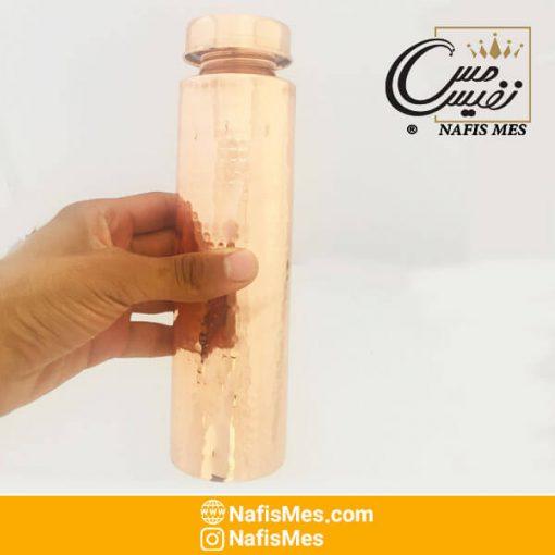 بطری آب مس