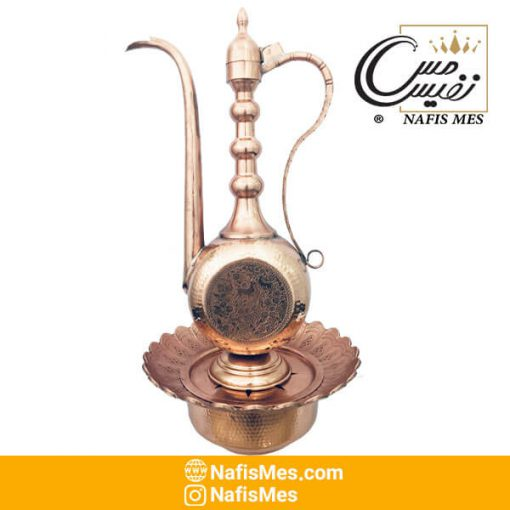 آفتابه لگن مسی اصفهان